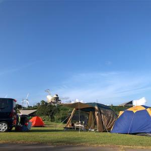 日本一星がきれいな場所、鹿児島県鹿屋市【輝北うわば公園キャンプ場】に行って見た!