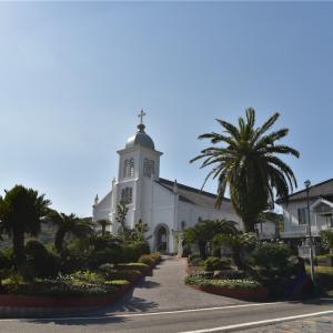 天草に行ったら寄るべき場所 大江教会