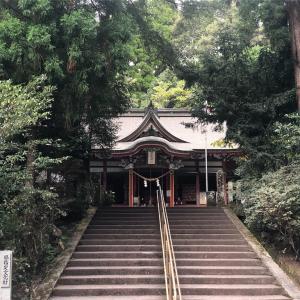 花尾神社 さつま日光と呼ばれているらしいが...