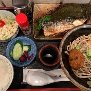 夏はそばが食べたくなるよね!?って事で鹿児島中央駅の重吉そばを食べる!