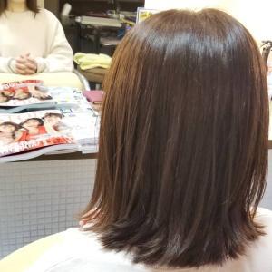 【春のイメチェン✱大人のつや髪カラー&ナチュラル縮毛矯正】.