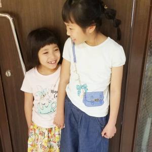 【姉妹キッズカット簡単アレンジ】