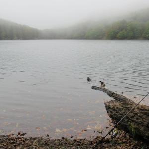 秘境湖へジムニーで・シュンクシタラ湖フィッシング