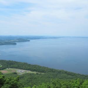 サロマ湖を一望!サロマ湖展望台