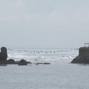 糸魚沢林道を抜け浜の小道へ