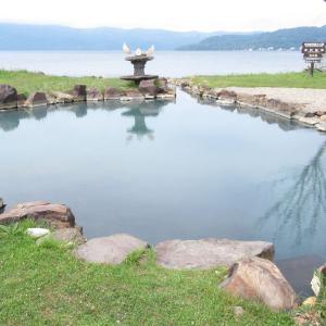 屈斜路湖で楽しむ釣り・温泉