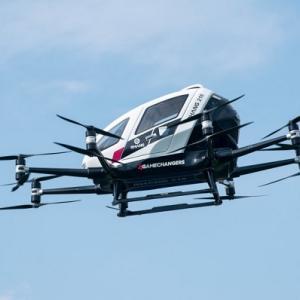 電動垂直離着陸機【eVTOL】にトヨタが参戦