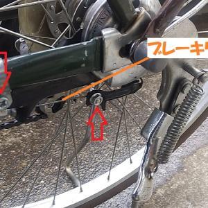 結局、自転車(ママチャリ)のチューブ交換をすることに!動画でも紹介