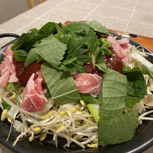 【韓国料理1分レシピ】豆もやし豚プルコギ、コンプル(콩불)レシピ