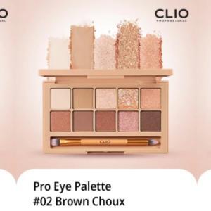 韓国コスメ【CLIO】自分に似合うアイシャドウは?クリオ・アイシャドウパレット