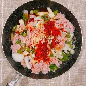 【韓国料理1分レシピ】韓国の「チャグリチゲ」って何ですか?