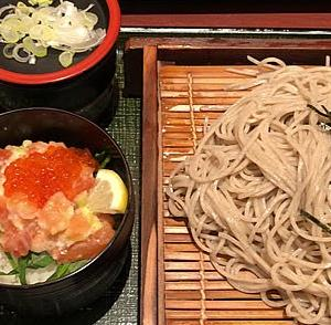 SOBA DINING 結月庵 仙台エスパル店