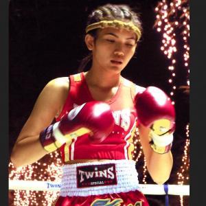 ぱんちゃん璃奈 VS ペッチョンプー〈ペットチョンプ〉 予定 SOUL IN THE RING CLIMAX キックボクシング女子