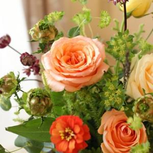 【募集します】秋花を楽しむ11月小さなお花の教室♪