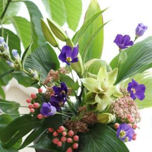 【定期装花】お客様をお花でお迎え♪
