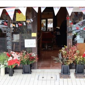【今月の花屋】お花のレッスンもやってます♪