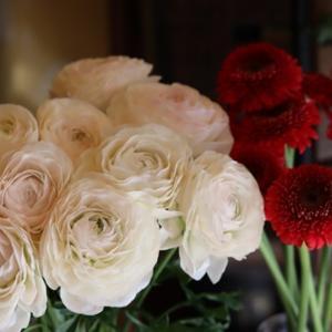 【小さなお花の教室】1月の私のアレンジメントレッスン♪
