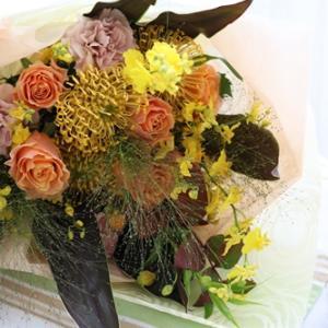 【今日の贈花】金婚式のお花は