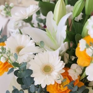 【今日の贈花】海外からのご依頼