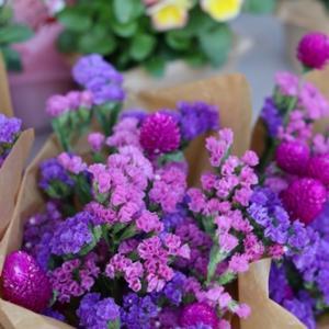 【小さなお花屋OPEN】本日体験アレンジできますよ♪