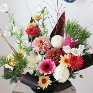 【新春のお花】あしたからの2日間♪