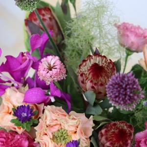 【6/20父の日】お父様にもお花で感謝を