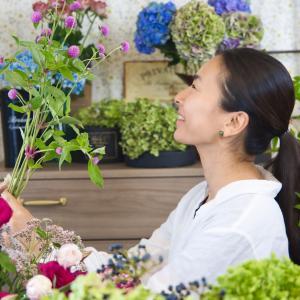 【アトリエ撮影会】10/24 花とあなたの瞬間を