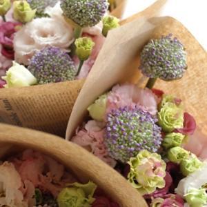 【花束定期便】お試しもOK!新鮮なお花が届きますよ♪