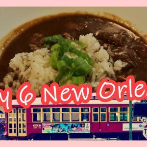 【Café du Monde】ルイジアナ旅行記6ーフレンチクオーター泊③午後【ニューオーリンズ】