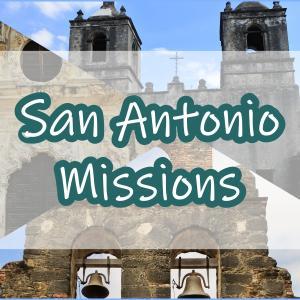 【世界遺産】テキサス州サンアントニオの伝道所群(ミッション)巡りは1日で可能なの?【写真多数】