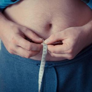 40歳目前にして体重が過去最大に