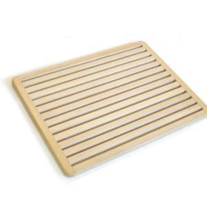 良いモノグッズ:木製バスマット