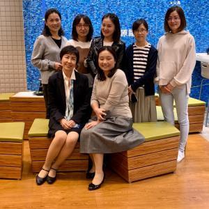 整理収納フェスティバル/中国受講生の関心は、整理収納と化粧品?