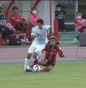 vs コンサドーレ札幌(アウェー) 今期ベストゲーム