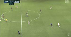 vs 横浜Fマリノス(ホーム) 決定力と修正能力が足りない