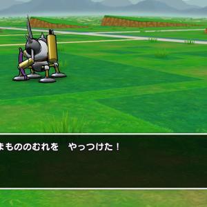 【バグ】ドラクエウォーク のんびりプレイ日記 19日目 世にも珍しいバグに遭遇