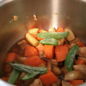 【無水調理】ホットクックで作る美味しい筑前煮【簡単】