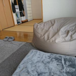 【無印良品】人をダメにするソファが届いて気づいた、家族の居場所