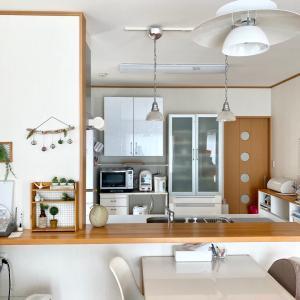 未来の私に優しくしよう!食器棚の上はデッドスペースではない。