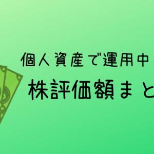【株を長期投資で運用中】2019年8月末 株評価額