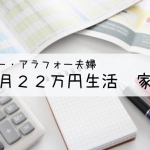 【家計簿公開】夫婦二人暮らしの月22万円生活を公開!2019年のまとめと平均額も公開します。