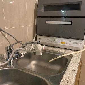 マレーシアで食洗機を使って時間節約|Panasonic NP-TR8HQMY|日本から分岐水栓輸入
