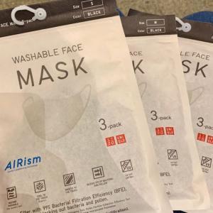 マレーシアユニクロでAIRismマスク発売開始
