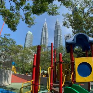 マレーシアで子育て 小学生夏休みの過ごし方