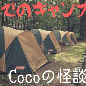 投稿して頂いた怖い話「公園でのキャンプ」