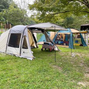 知明湖キャンプ場レポート