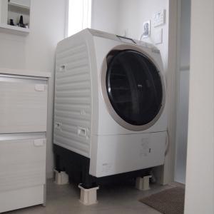オススメの洗濯機置き台!カクダイのかさ上げ台で家事楽を実現出来ました。