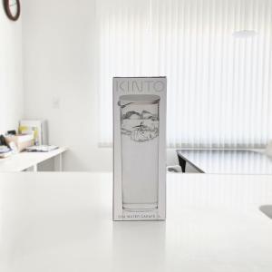 シンプルでお手入れ簡単なピッチャー。KINTO(キントー)のウォーターカラフェ