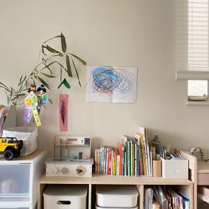 【3歳 男の子】子供部屋のおもちゃ収納について