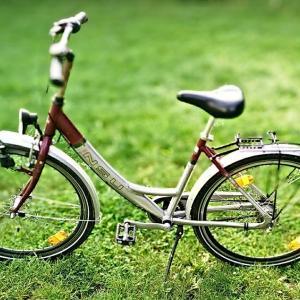 バランスバイクとチャイムと愚痴
